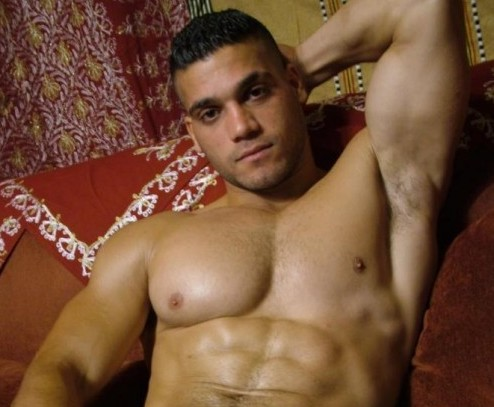 Muscle Stud Gay Sex