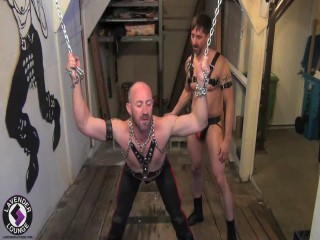 Kinky Daddy Gets Disciplined