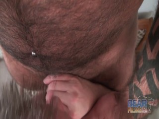 Gay bear muscle tube