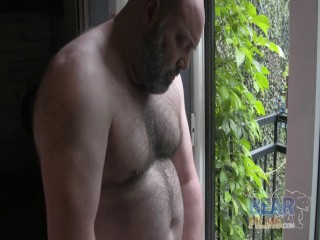 Voyeuristic Bear Takes Matters Into His Own Hands