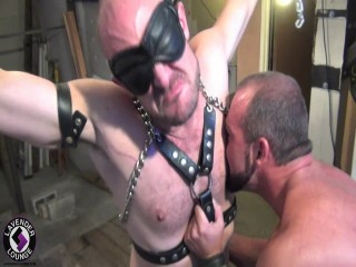 Sexy Daddy BDSM Session